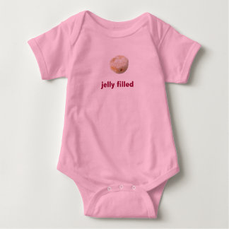 jelly filled. baby tshirt