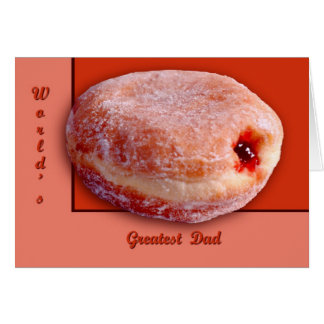 Jelly Filled Donut Cards
