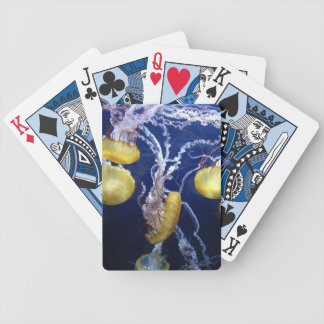 Jelly Fish Bicycle Playing Cards