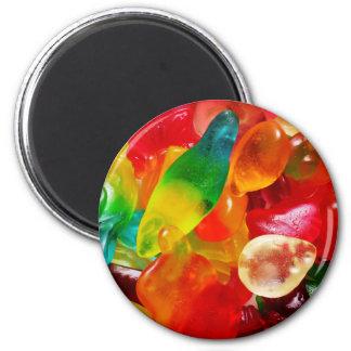 jelly gum magnet