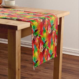 jelly gum short table runner