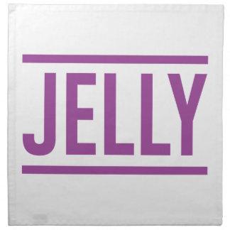 Jelly Napkin