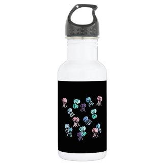 Jellyfish 18 Oz Water Bottle