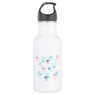 Jellyfish 18 Oz Water Bottle
