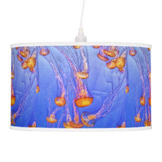 jellyfish 4 hanging lamps