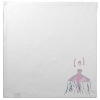 Jellyfish Ballerina - Annette Napkin