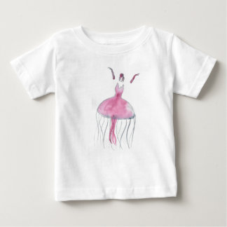 Jellyfish Ballerina - Bridgette Baby T-Shirt