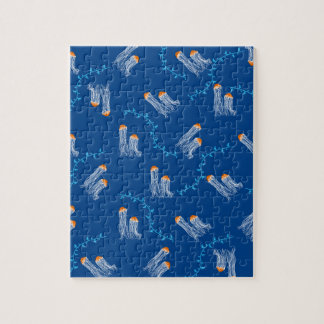 Jellyfish (Blue) Puzzles