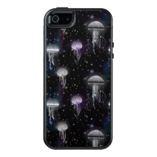 Jellyfish By Night OtterBox iPhone 5/5s/SE Case