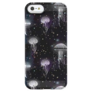 Jellyfish By Night Permafrost® iPhone SE/5/5s Case