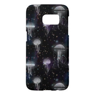 Jellyfish By Night Samsung Galaxy S7 Case