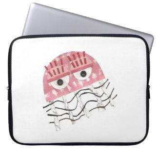 Jellyfish Comb 15 Inch Laptop Sleeve