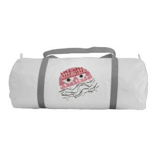 Jellyfish Comb Gym Bag