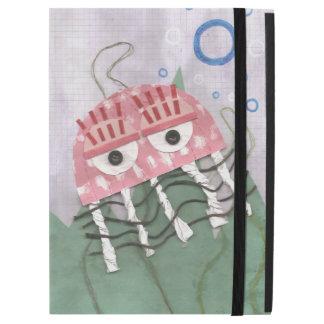 Jellyfish Comb I-Pad Pro Case