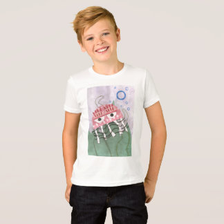 Jellyfish Comb Kid's T-Shirt