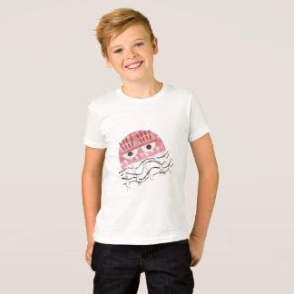 Jellyfish Comb No Background Kid's T-Shirt
