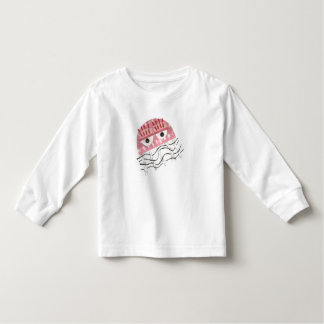 Jellyfish Comb No Background Toddler Jumper Toddler T-shirt