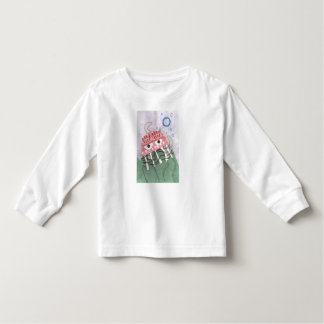 Jellyfish Comb Toddler Jumper Toddler T-shirt