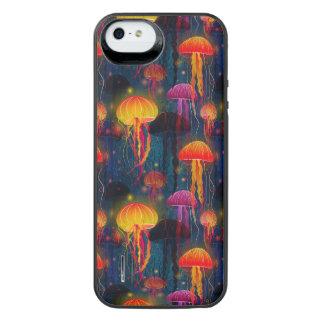 Jellyfish Dance iPhone SE/5/5s Battery Case