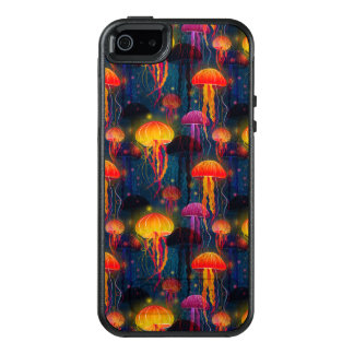 Jellyfish Dance OtterBox iPhone 5/5s/SE Case