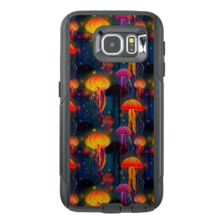 Jellyfish Dance OtterBox Samsung Galaxy S6 Case