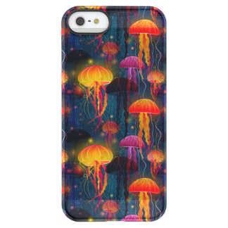 Jellyfish Dance Permafrost® iPhone SE/5/5s Case