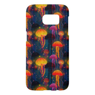 Jellyfish Dance Samsung Galaxy S7 Case