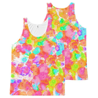 Jellyfish Dreams All-Over-Print Tank Top