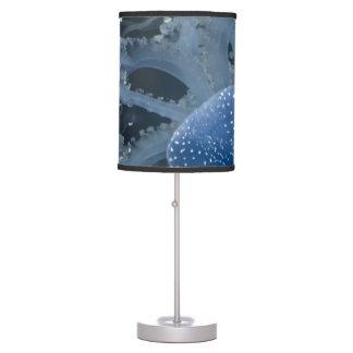 Jellyfish In Blue Desk Lamps
