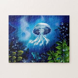 Jellyfish Jigsaw Puzzle