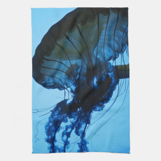 Jellyfish Kitchen Towel