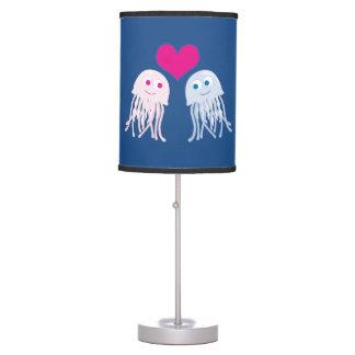 Jellyfish Love Table Lamp