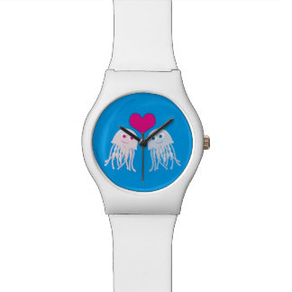 Jellyfish Love Watches
