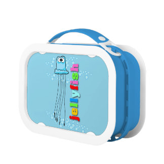 Jellyfish Lunch Box