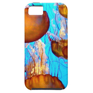 Jellyfish Madness Case For The iPhone 5