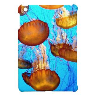 Jellyfish Madness iPad Mini Cover
