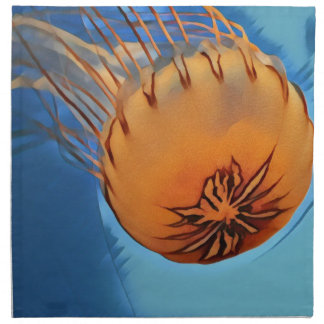 Jellyfish Napkin