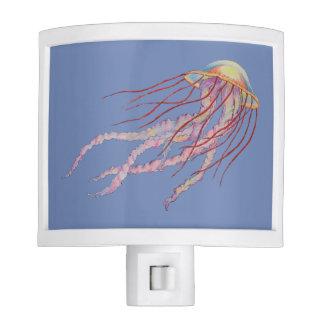jellyfish night light