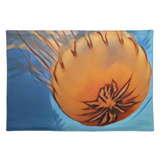 Jellyfish Placemat
