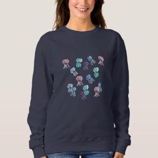 Jellyfish Women's Basic Sweatshirt