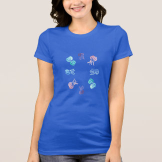 Jellyfish Women's Favorite Jersey T-Shirt