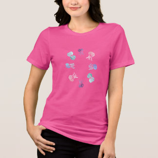 Jellyfish Women's Relaxed Fit T-Shirt