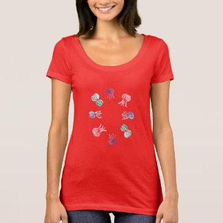 Jellyfish Women's Scoop Neck T-Shirt