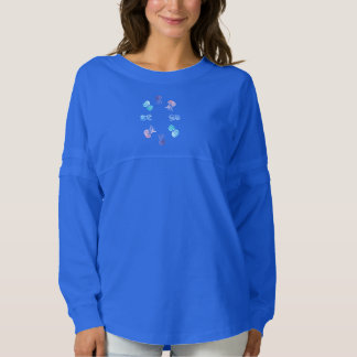 Jellyfish Women's Spirit Jersey T-Shirt