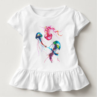 Jellyfishes Toddler Shirt
