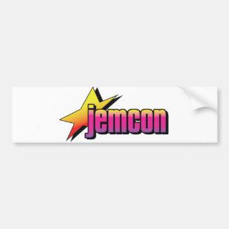 JemCon Bumper Sticker
