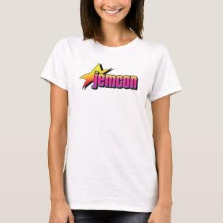 JemCon Logo Women's Fitted t-shirt