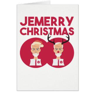 Jemerry Christmas : A Very Corbyn Christmas Card
