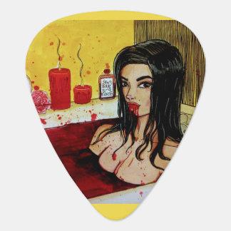 Jen of Hell Guitar Pick