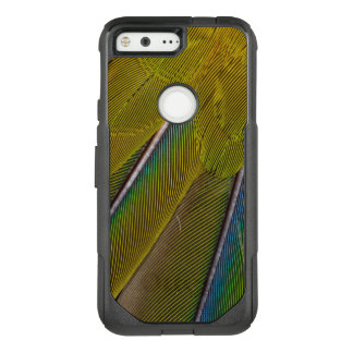 Jenday Conure Feather Design OtterBox Commuter Google Pixel Case